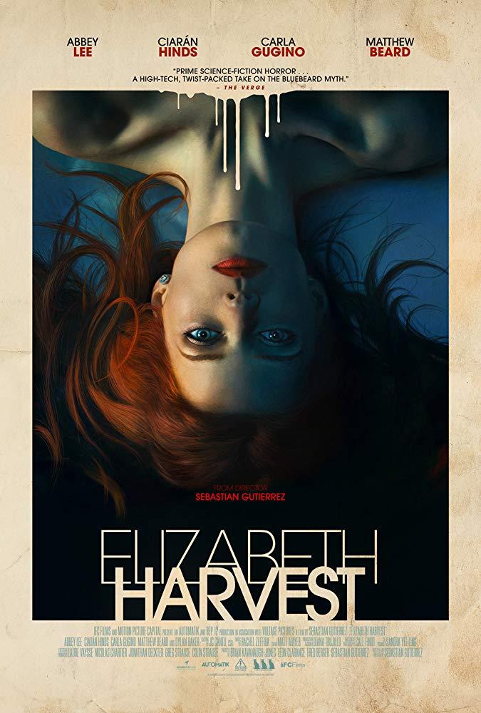 FOX MOVIES: ELIZABETH HARVEST