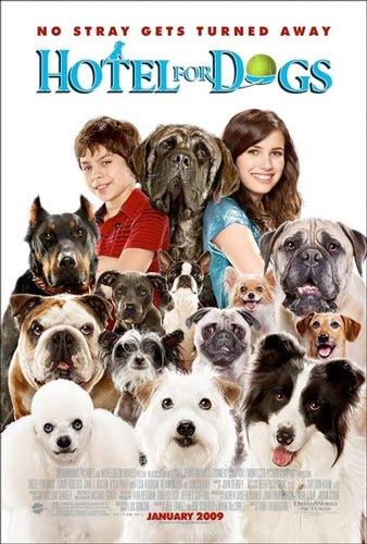 FOX FAMILY MOVIES: HOTEL FOR DOGS