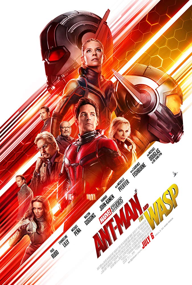 FOX MOVIES: ANT MAN AND THE WASP