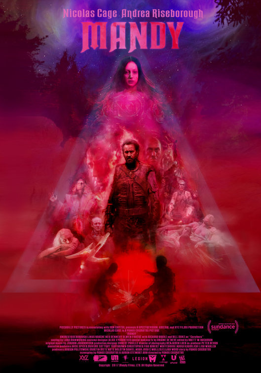 FOX ACTION MOVIES: MANDY