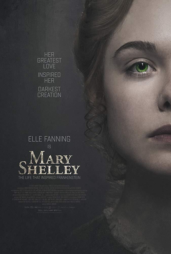FOX MOVIES: MARY SHELLEY