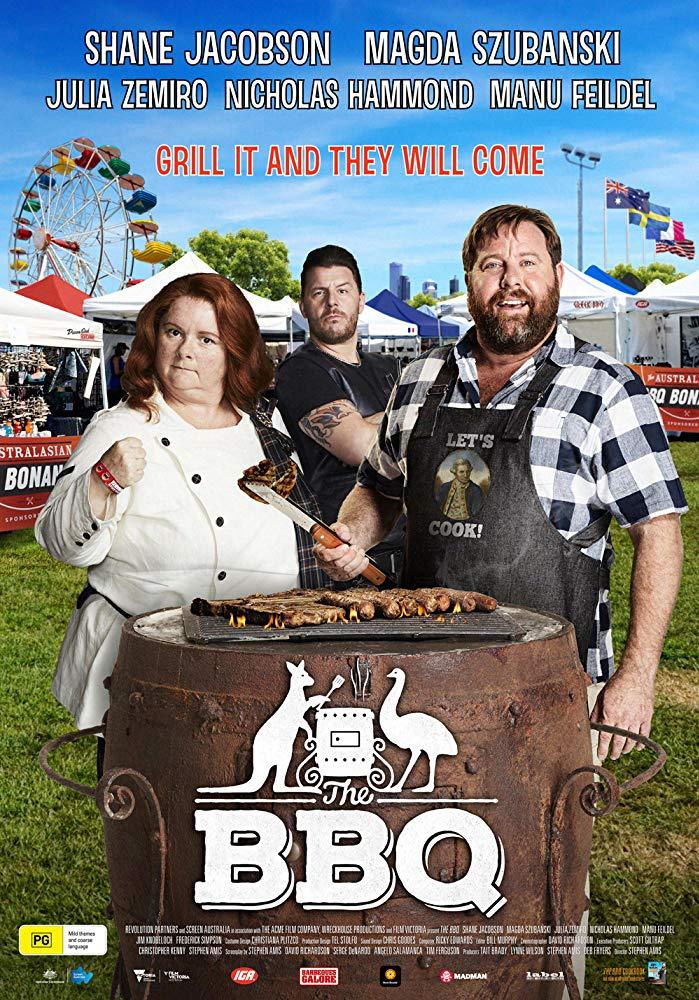 FOX FAMILY MOVIES: THE BBQ