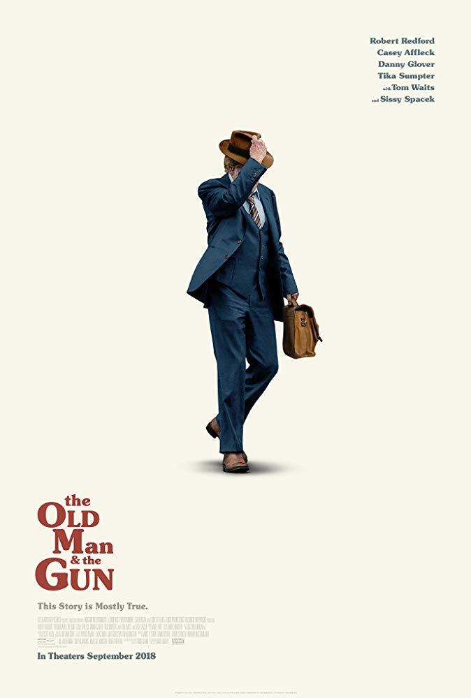 FOX MOVIES: THE OLD MAN & THE GUN