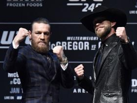 CONOR MCGREGOR MENDADAK KALEM JELANG LAGA COMEBACK DI UFC 246