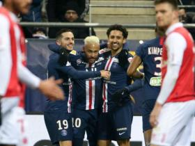 HASIL PERTANDINGAN PIALA LIGA PRANCIS: STADE REIMS VS PARIS SAINT-GERMAIN