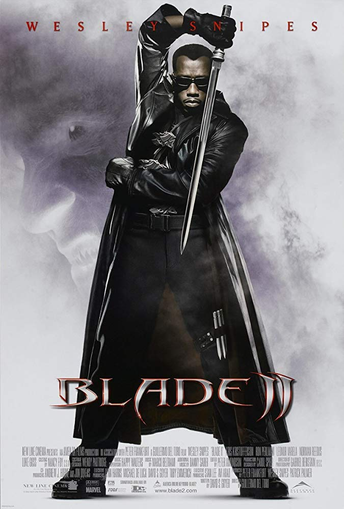 FOX ACTION MOVIES: BLADE II