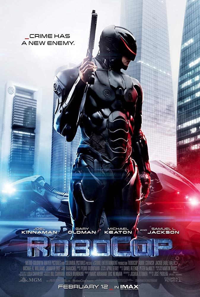 FOX MOVIES: ROBOCOP