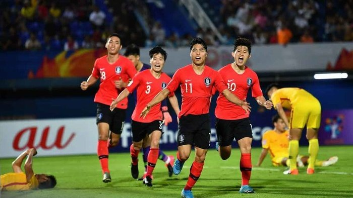 HASIL FINAL PIALA ASIA AFC U23 2020 SKOR AKHIR 1-0: KORSEL JUARA