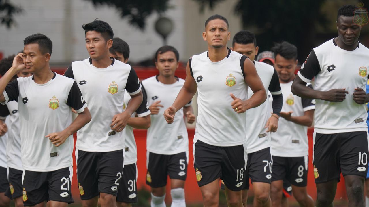 BHAYANGKARA FC ANDALKAN KEKUATAN PENUH UNTUK PIALA GUBERNUR JATIM 2020