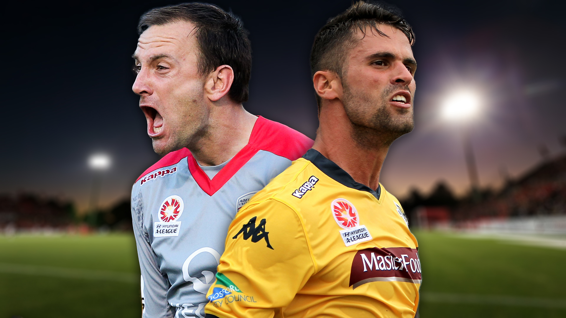 ADELAIDE UNITED V CENTRAL COAST MARINERS: PRATINJAU PERTANDINGAN