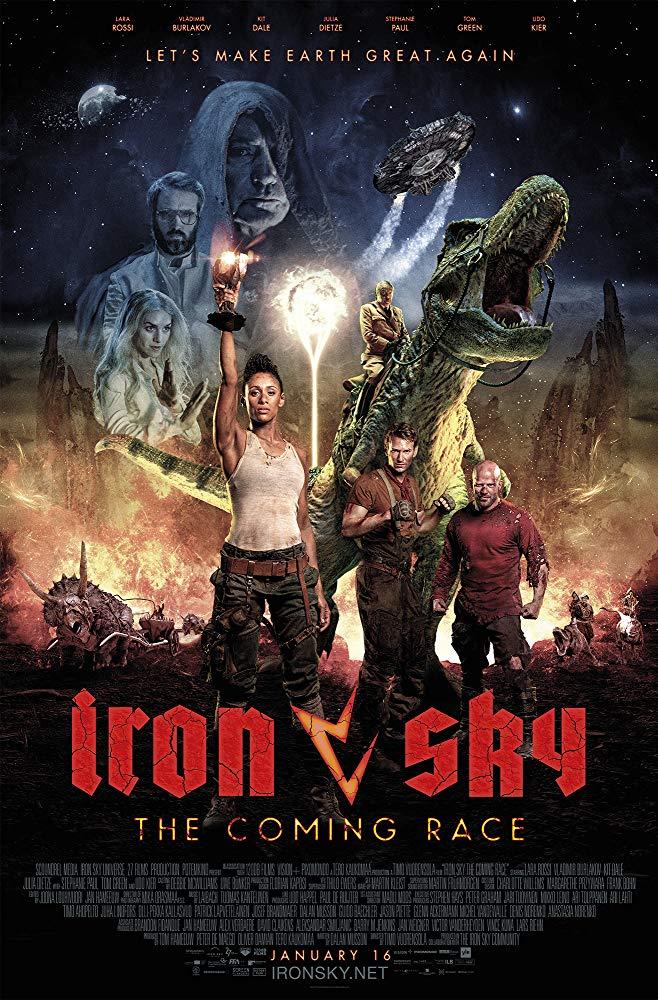 FOX MOVIES: IRON SKY THE COMING RACE