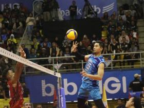 PROLIGA 2020 - TAMPIL ALL OUT, PALEMBANG BANK SUMSELBABEL KE FINAL FOUR