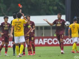 PSM MAKASSAR SERING DAPAT KARTU MERAH DI AFC CUP, BOJAN: SUSAH DIBILANGIN!