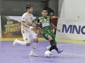Banjir Gol Warnai Kemenangan Jeck Kato 86 Berau Atas MAS Young Rior