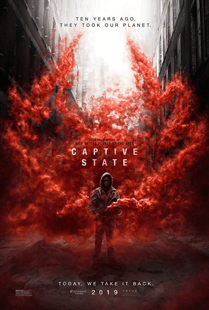 FOX MOVIES: CAPTIVE STATE