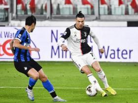 HASIL LIGA ITALIA: JUVENTUS MENANG ATAS INTER MILAN 2-0
