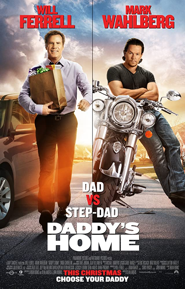 FOX FAMILY MOVIESl DADDY'S HOME