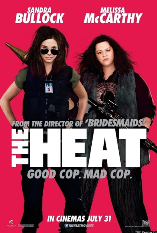 FOX ACTION MOVIES: THE HEAT