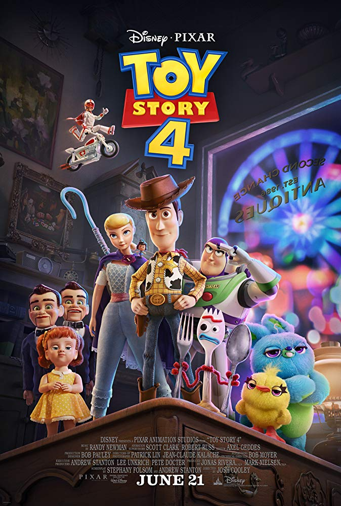 FOX MOVIES: TOY STORY 4
