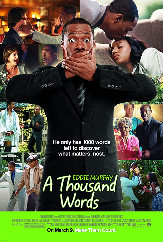 FOX FAMILY MOVIES: A THOUSAND WORDS