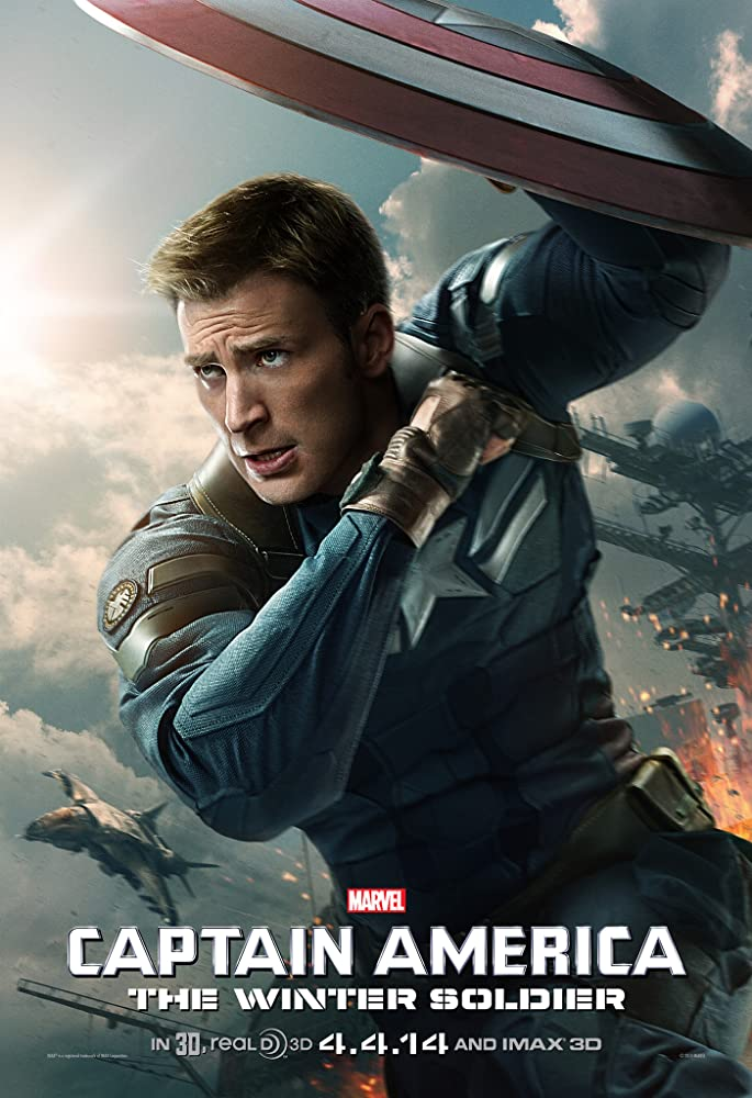 FOX MOVIES: CAPTAIN AMERICA THE WINTER SOLDIER