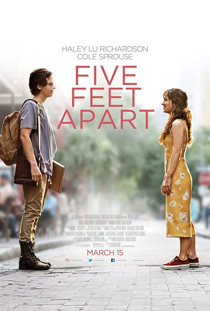 FOX MOVIES: FIVE FEET APART