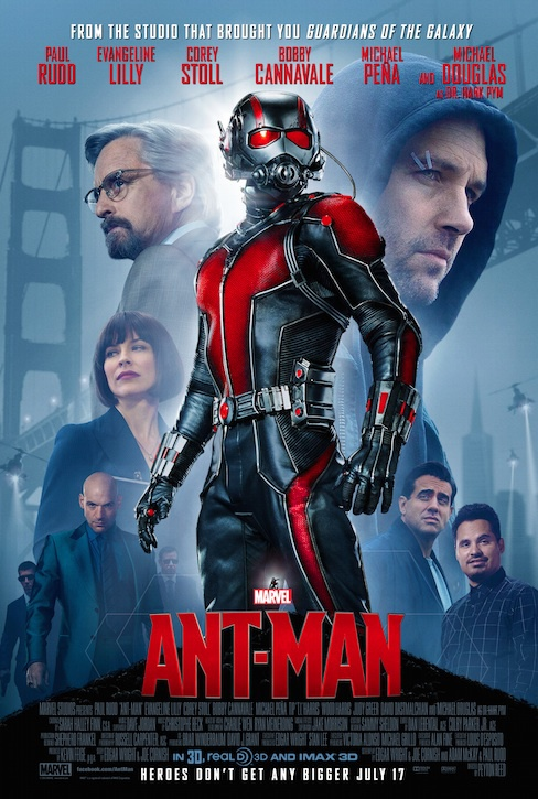 FOX MOVIES: ANT MAN