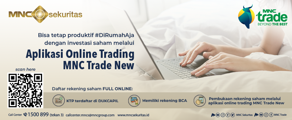 PROMO ONLINE TRADING MNC TRADE!