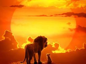 FOX MOVIES: THE LION KING