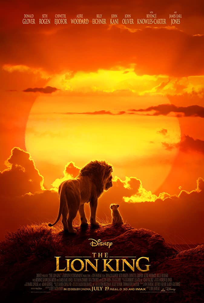 FOX MOVIES: THE LION KING