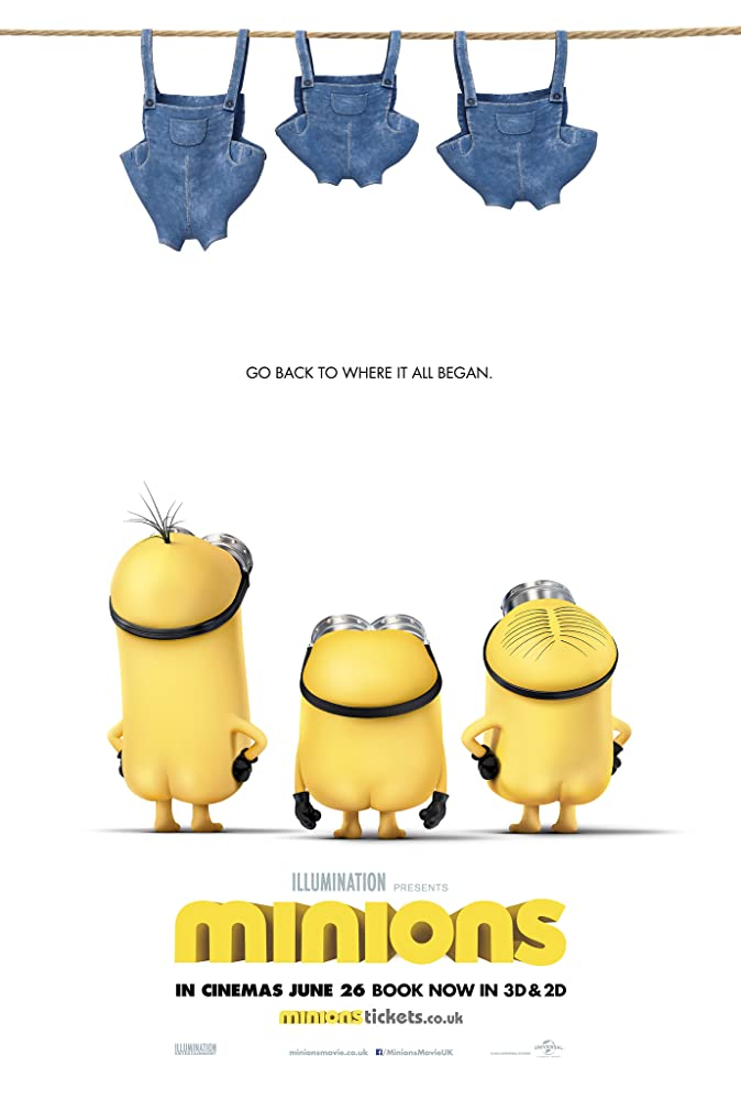 BLUE ANT ENTERTAINMENT: MINIONS