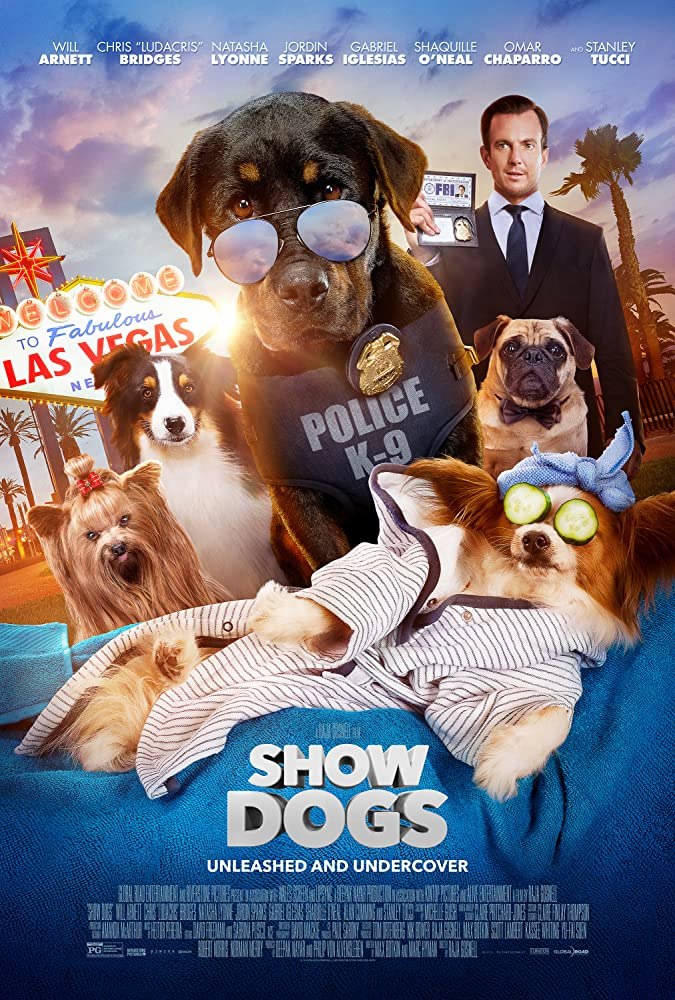 FOX FAMILY MOVIES: SHOW DOGS