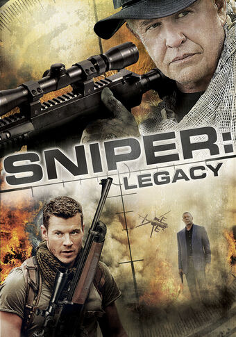 FOX ACTION MOVIES: SNIPER LEGACY