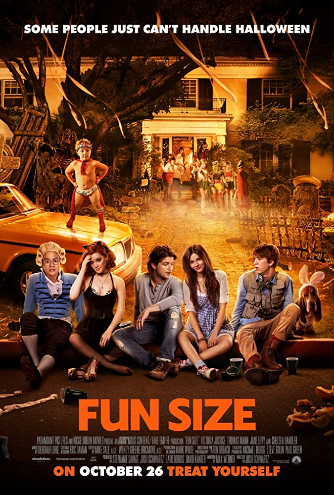 FOX FAMILY MOVIES: FUN SIZE