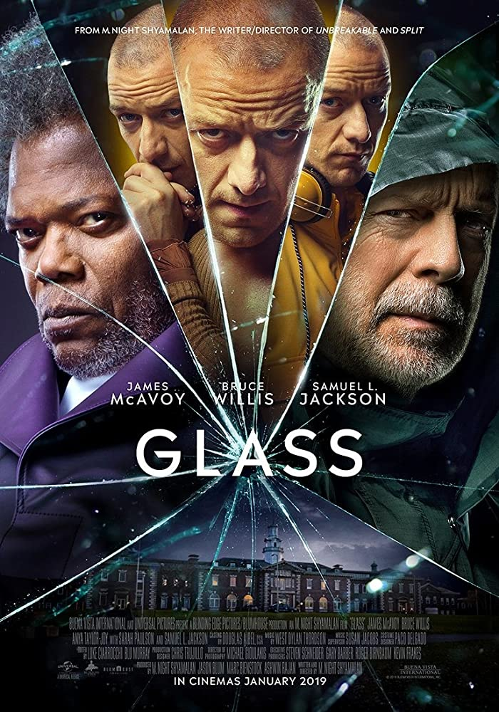 FOX MOVIES: GLASS