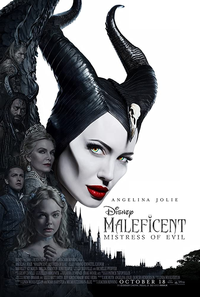 FOX MOVIES: MALEFICENT MISTRESS OF EVIL