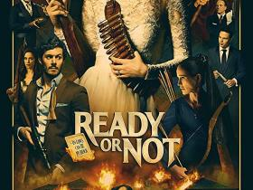FOX ACTION MOVIES: READY OR NOT