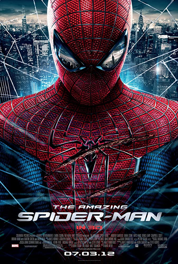 FOX MOVIES: THE AMAZING SPIDER-MAN