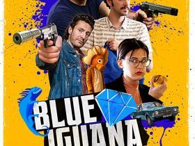 FOX ACTION MOVIES: BLUE IGUANA
