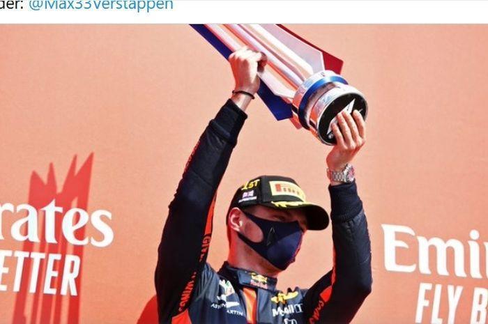 UPDATE KLASEMEN F1 2020 - MAX VERSTAPPEN TIKUNG VALTTERI BOTTAS