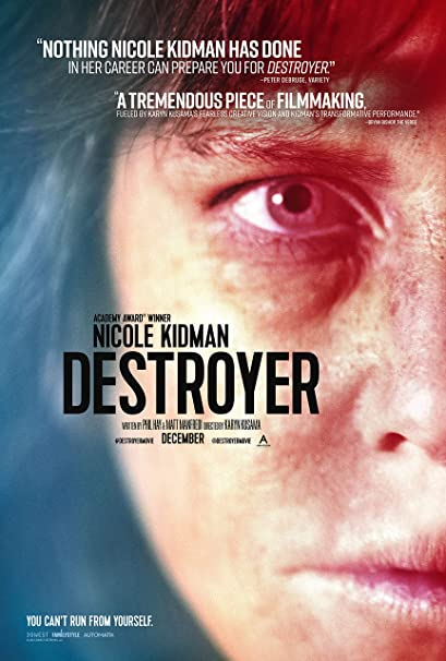 FOX ACTION MOVIES: DESTROYER