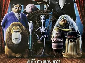 FOX FAMILY MOVIES: THE ADDAMS FAMILY