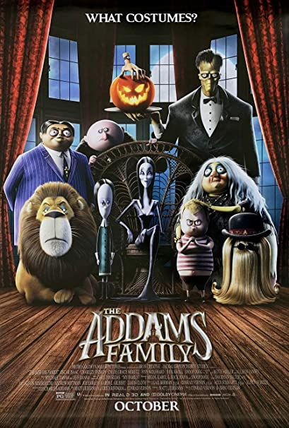 FOX FAMILY MOVIES: THE ADDAMS FAMILY