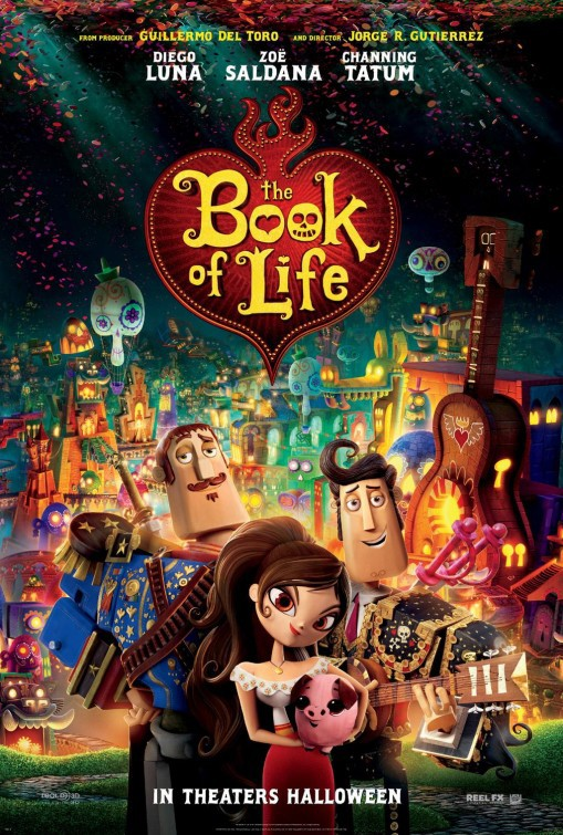 FOX FAMILY MOVIES: THE BOOK OF LIFE
