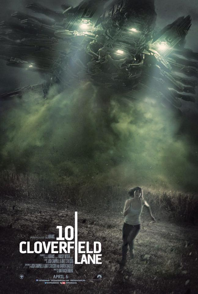 FOX ACTION MOVIES: 10 CLOVERFIELD LANE