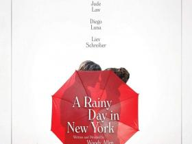 FOX MOVIES: A RAINY DAY IN NEW YORK