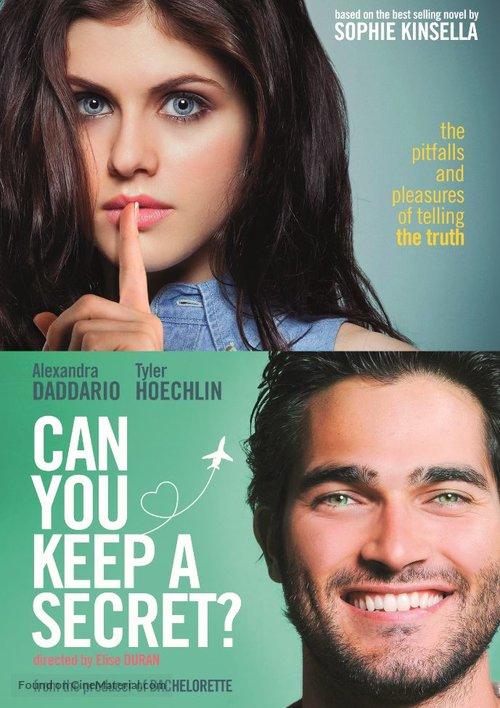 FOX MOVIES: CAN YOU KEEP A SECRET?