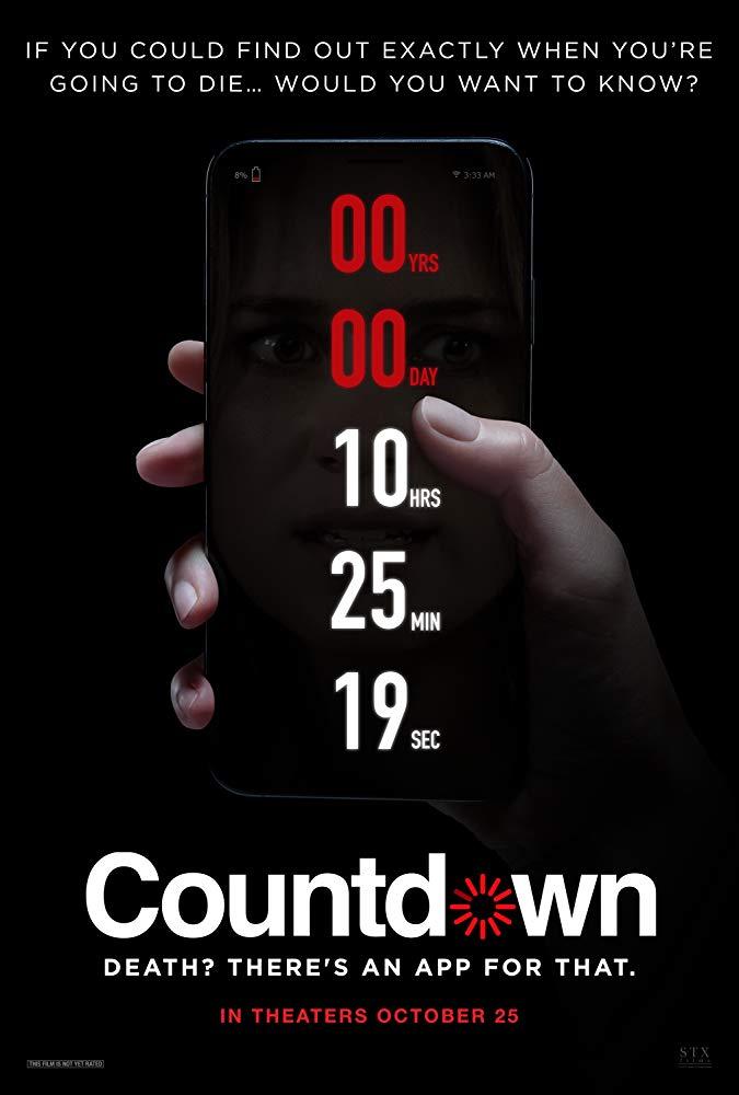FOX MOVIES: COUNTDOWN