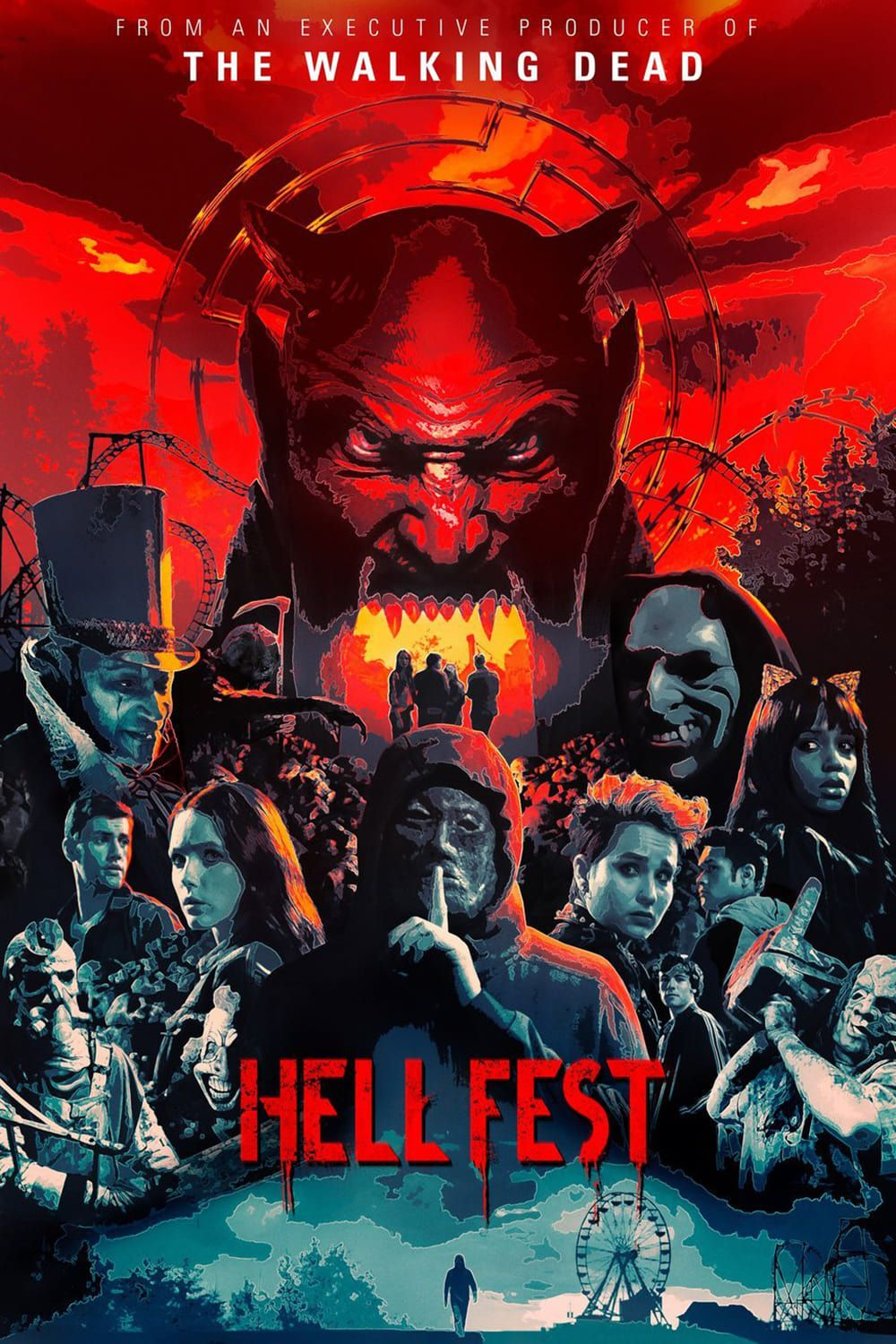 FOX ACTION MOVIES: HELL FEST