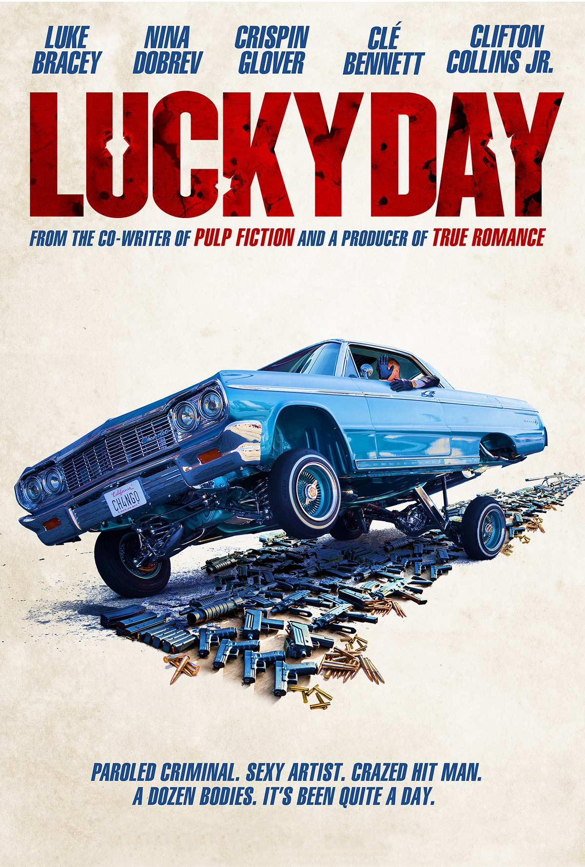 FOX MOVIES: LUCKY DAY